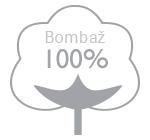 100% bombaž
