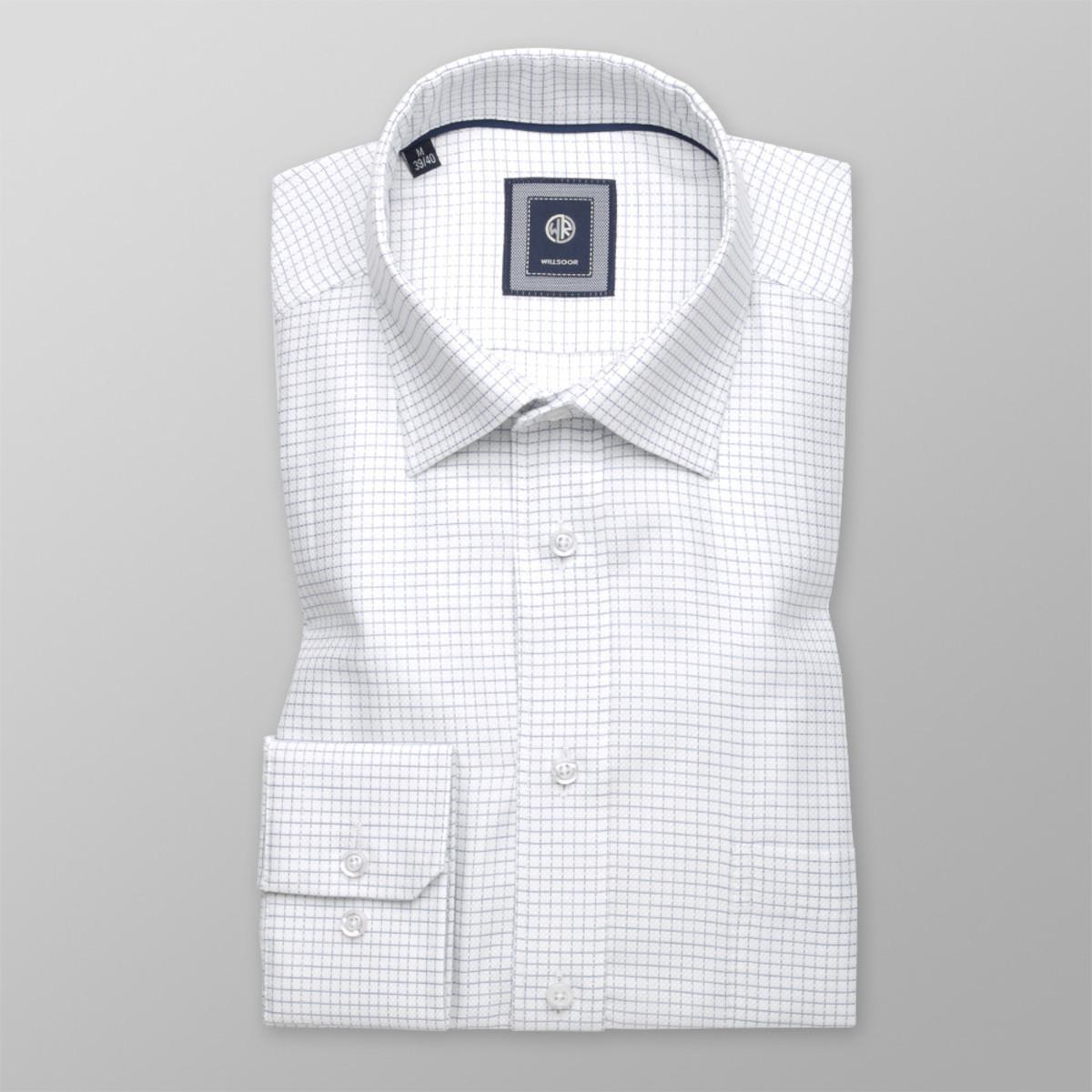 Košile London s jemným vzorem (výška 176-182) 10207 176-182 / L (41/42)