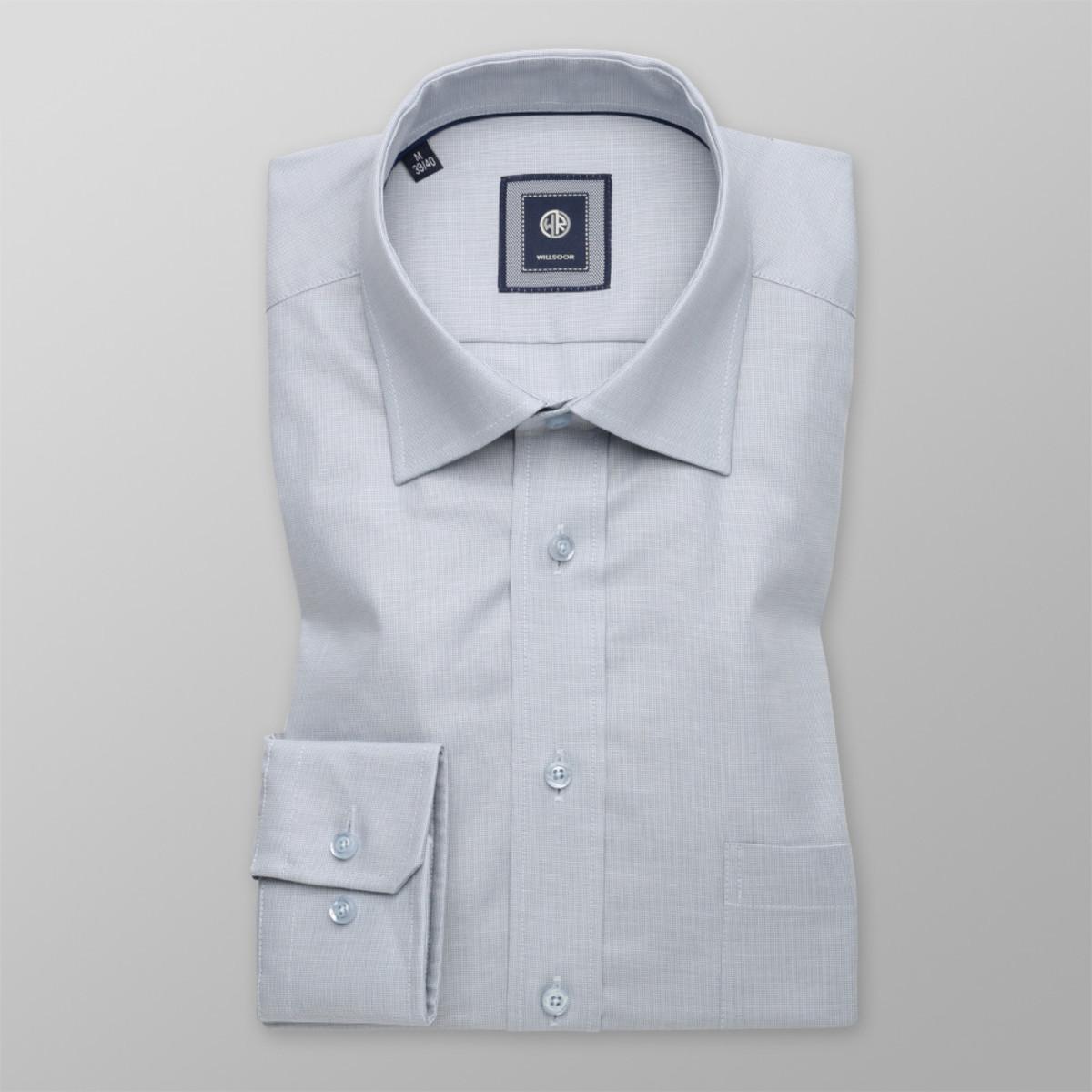 915c9aef323 Košile London s jemným vzorem (výška 176-182) 10209 176-182