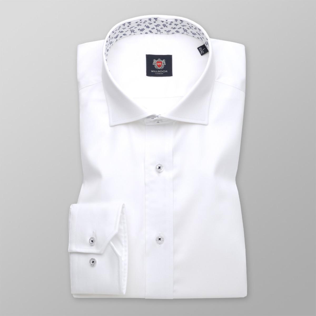 Košile London bílá (výška 176-182 a 188-194) 10234 176-182 / L (41/42)