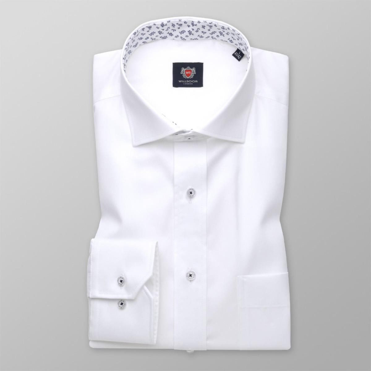 Košile London bílá (výška 176-182 a 188-194) 10235 176-182 / L (41/42)