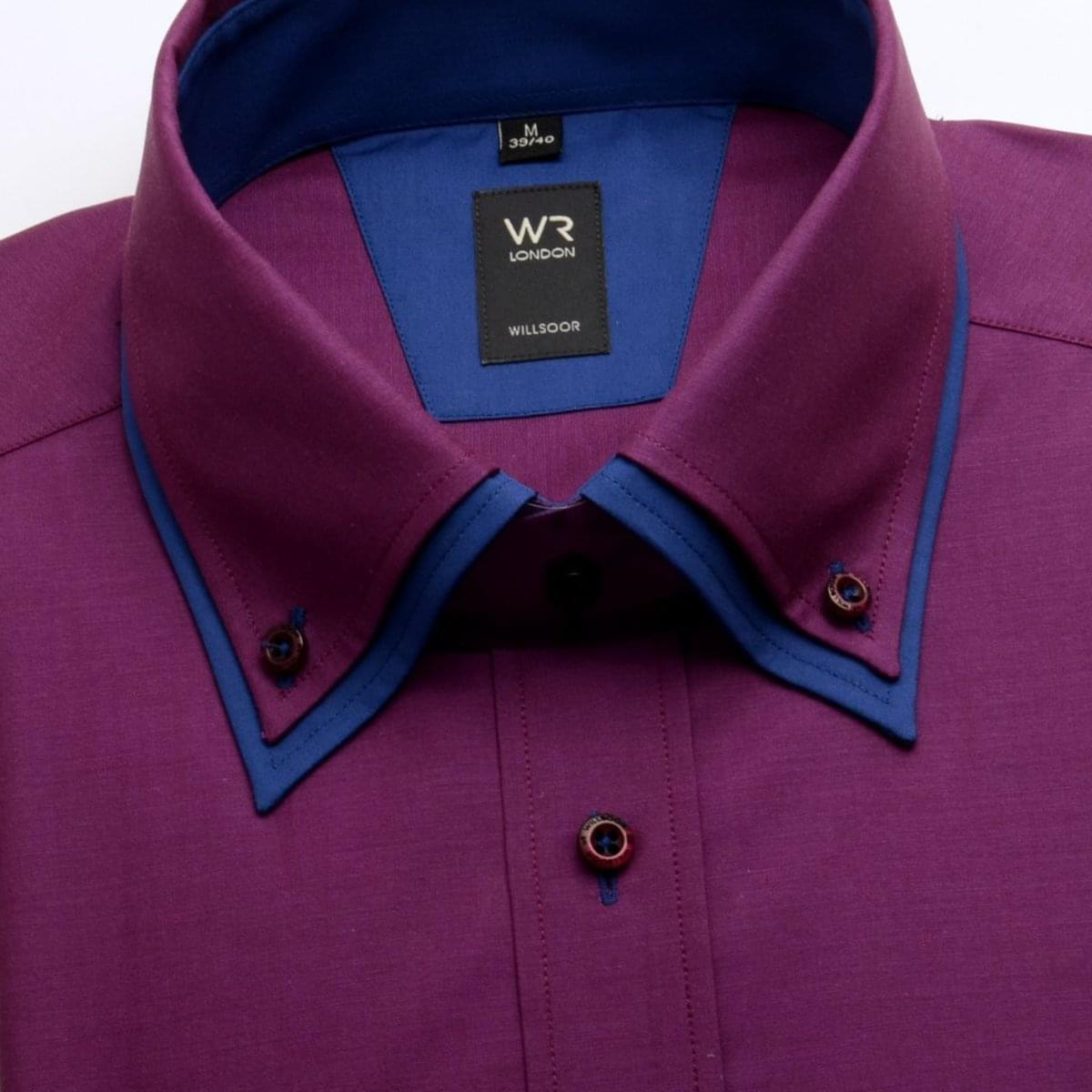 Willsoor Pánská košile WR London (výška 176-182) 1720 176-182 / XL (43/44)