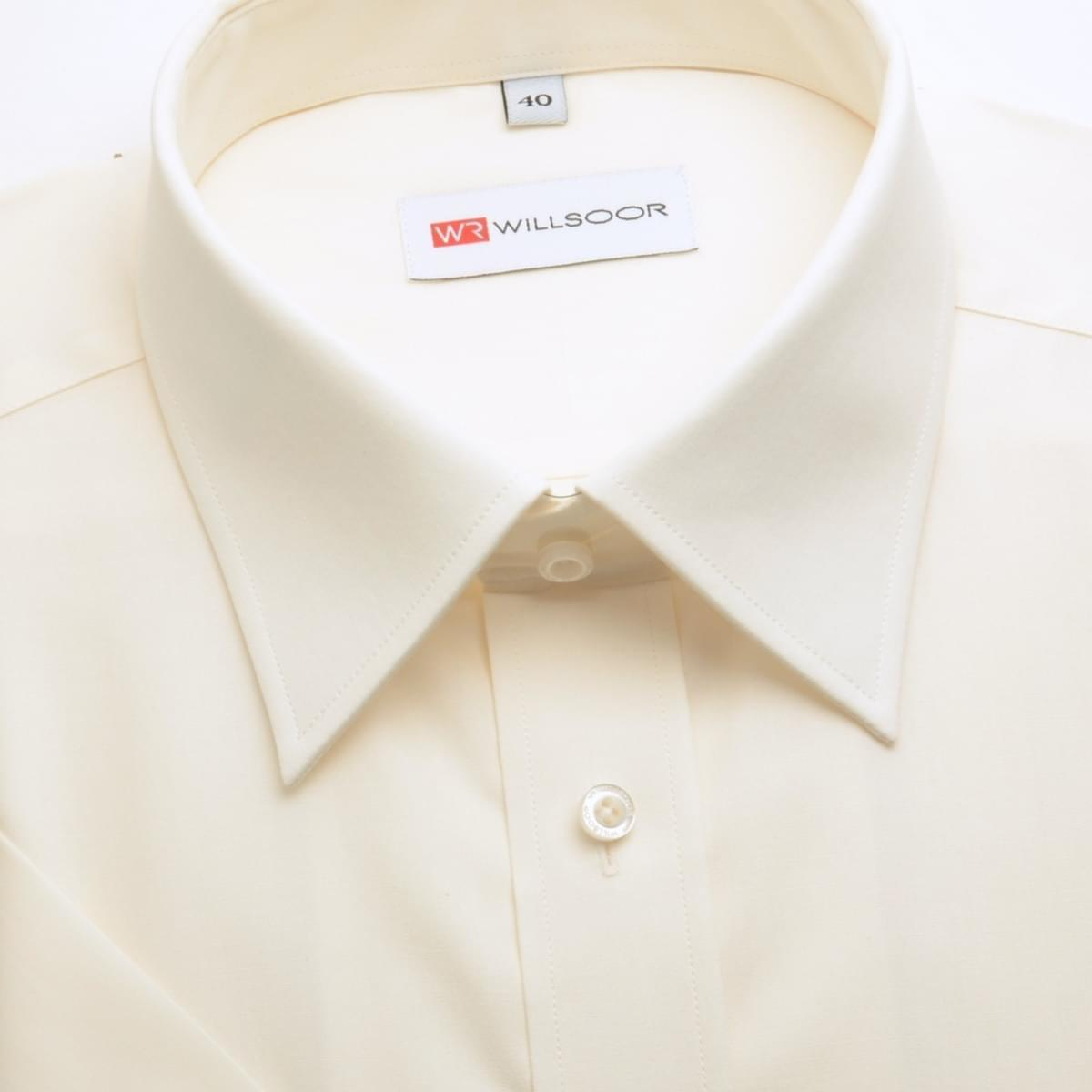 Willsoor Pánská košile WR Slim Fit (výška 176-182) 1793 176-182 / 39