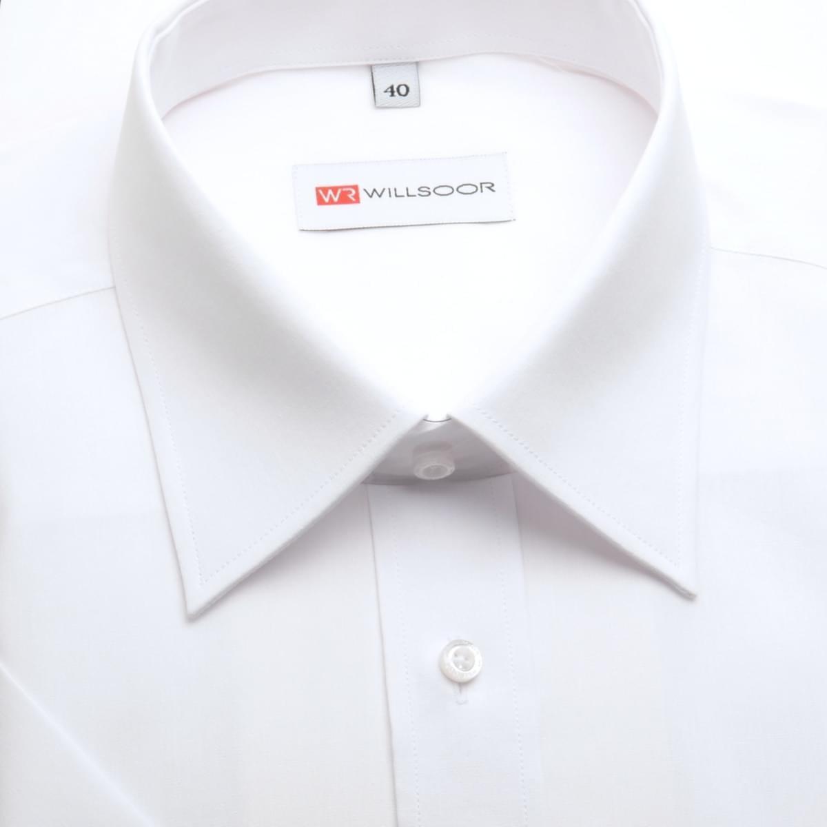 Willsoor Pánská košile WR Classic (výška 176-182) 1795 176-182 / 40