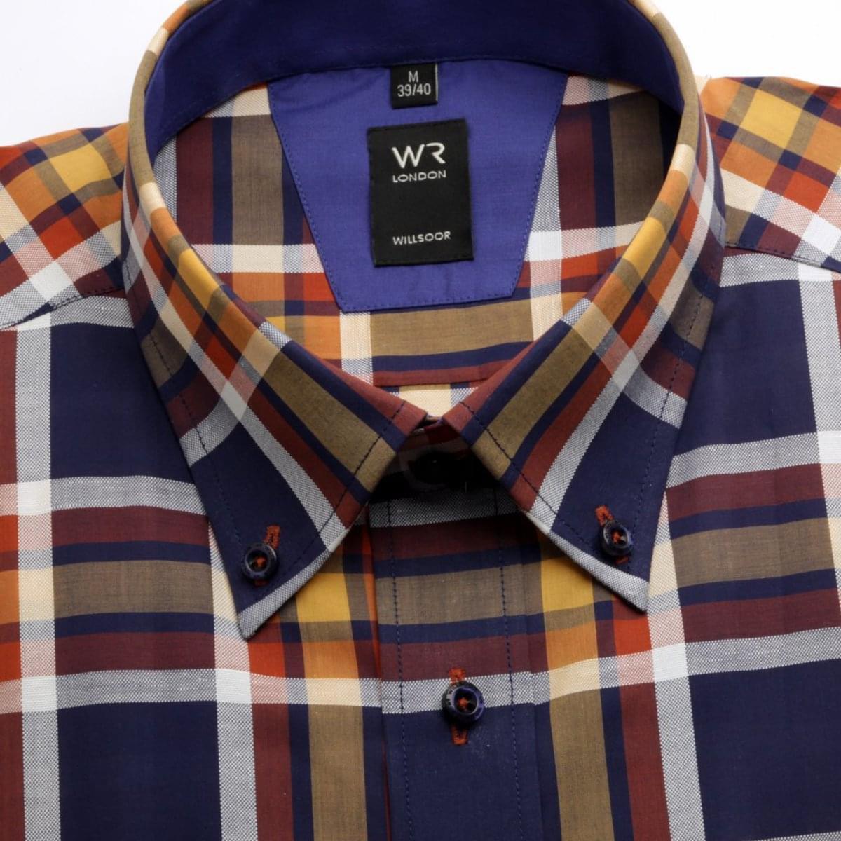 Willsoor Pánská košile WR London (výška 176-182) 1907 176-182 / L (41/42)
