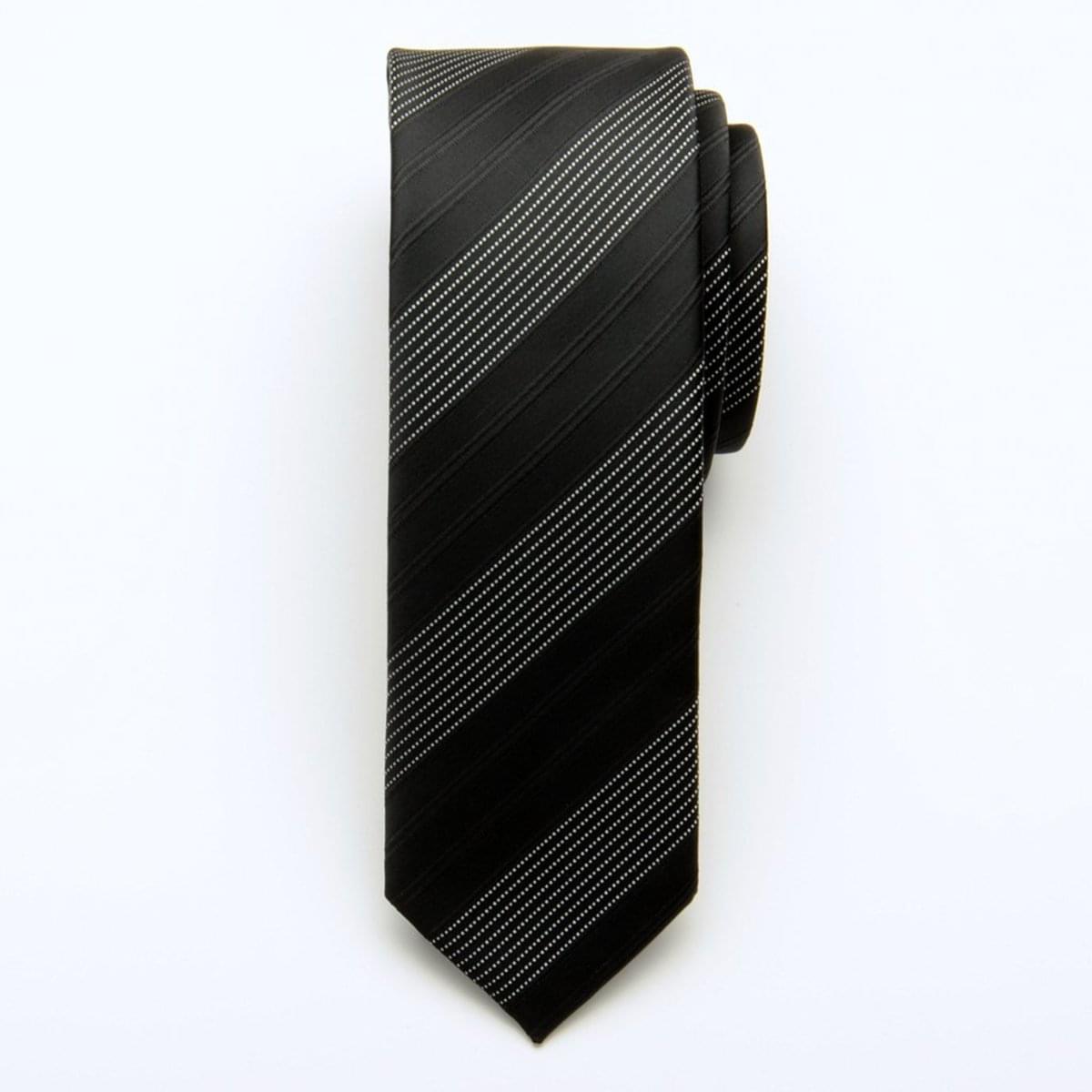 Úzká kravata (vzor 593) 3124