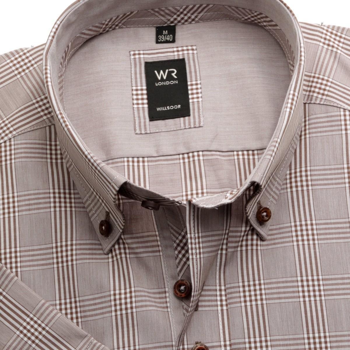 Willsoor Košile WR Slim Fit (výška 176-182) 3629 176-182 / XL (43/44)