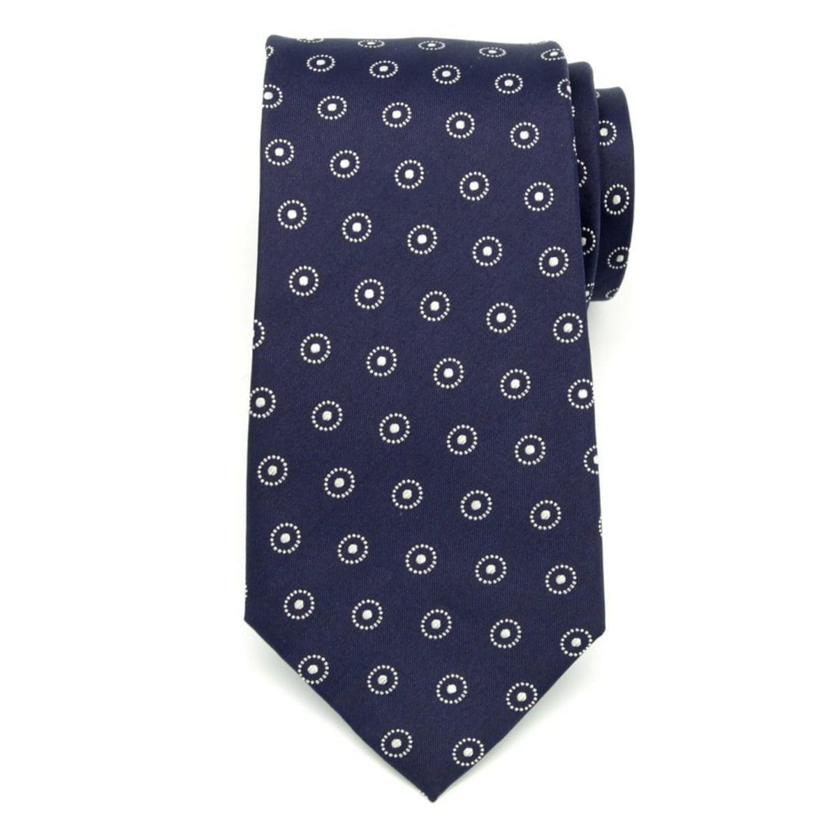 Hedvábná kravata (vzor 256)4109