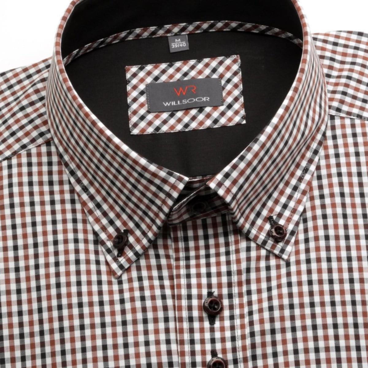 Košile WR Slim Fit (výška 164-170) 4306 164-170 / XL (43/44) 176-182 / XL (43/44)