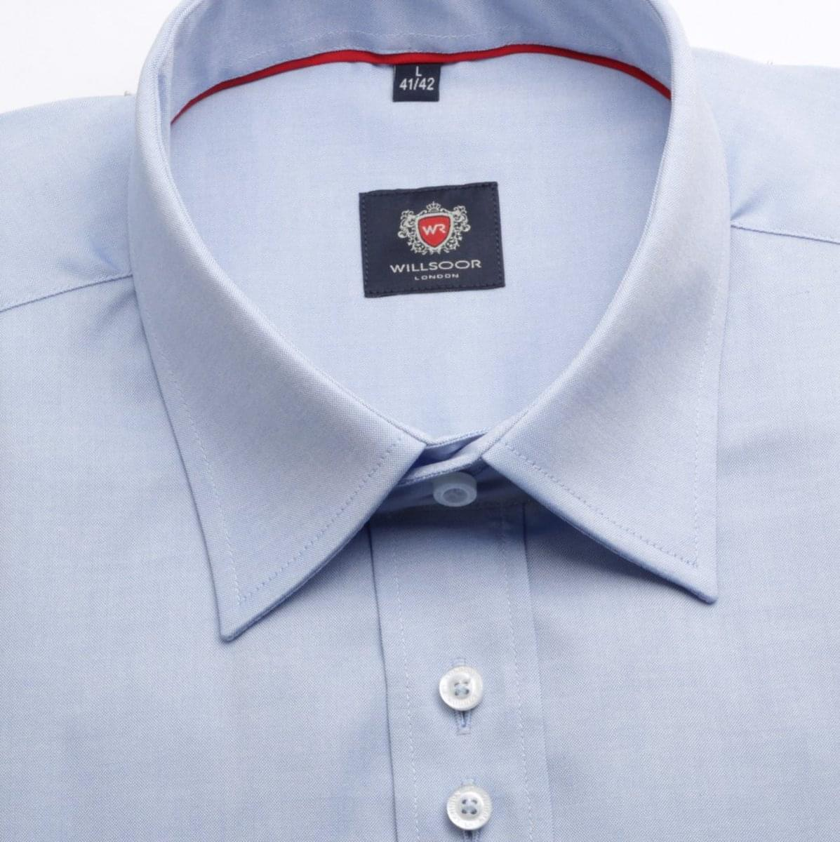 Pánská košile WR London v modré barvě (výška 176-182) 4479 176-182 / XL (43/44)