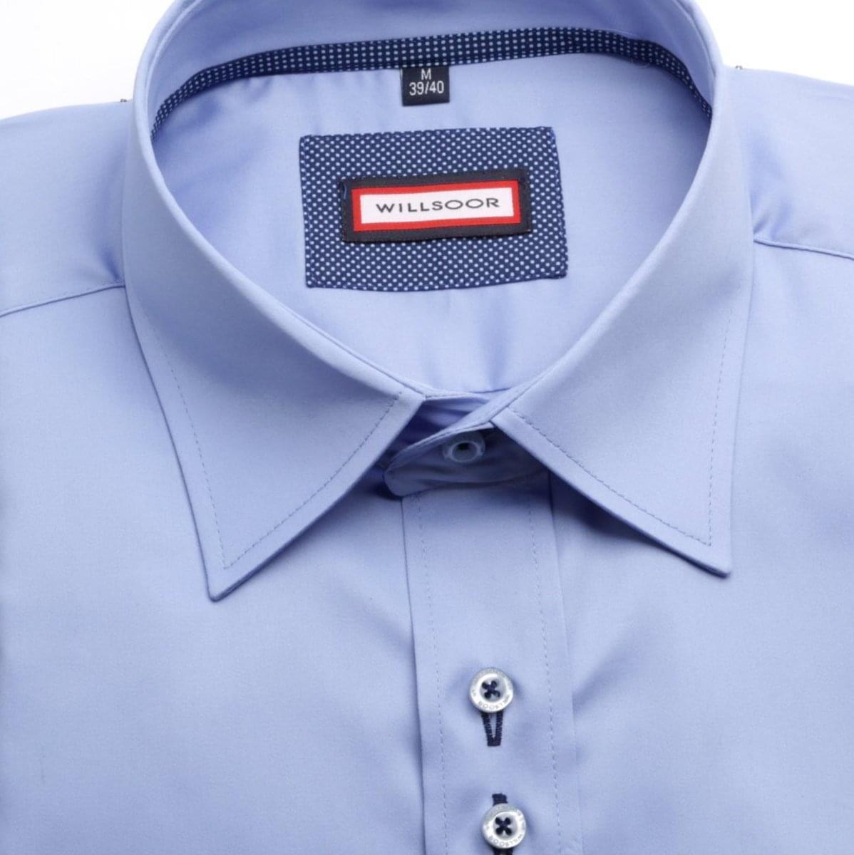 Pánská košile WR Classic v modré barvě (výška 188-194) 4579 188-194 / XL (43/44)