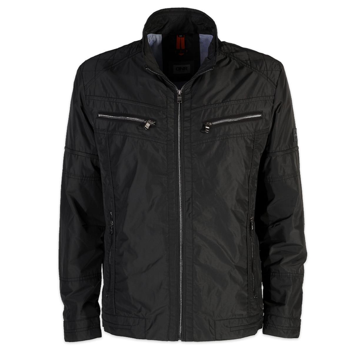 Pánská bunda Donders 6376 v černé barvě 50 (M)