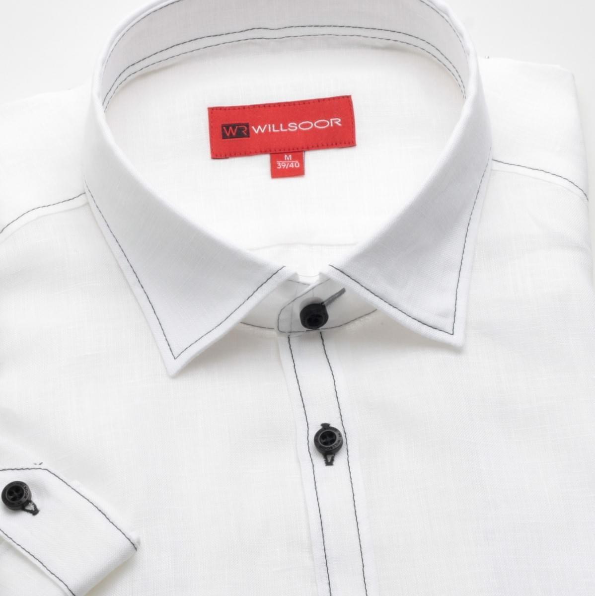 Pánská košile WR Slim Fit (výška 176/182) 739 176-182 / XL (43/44)