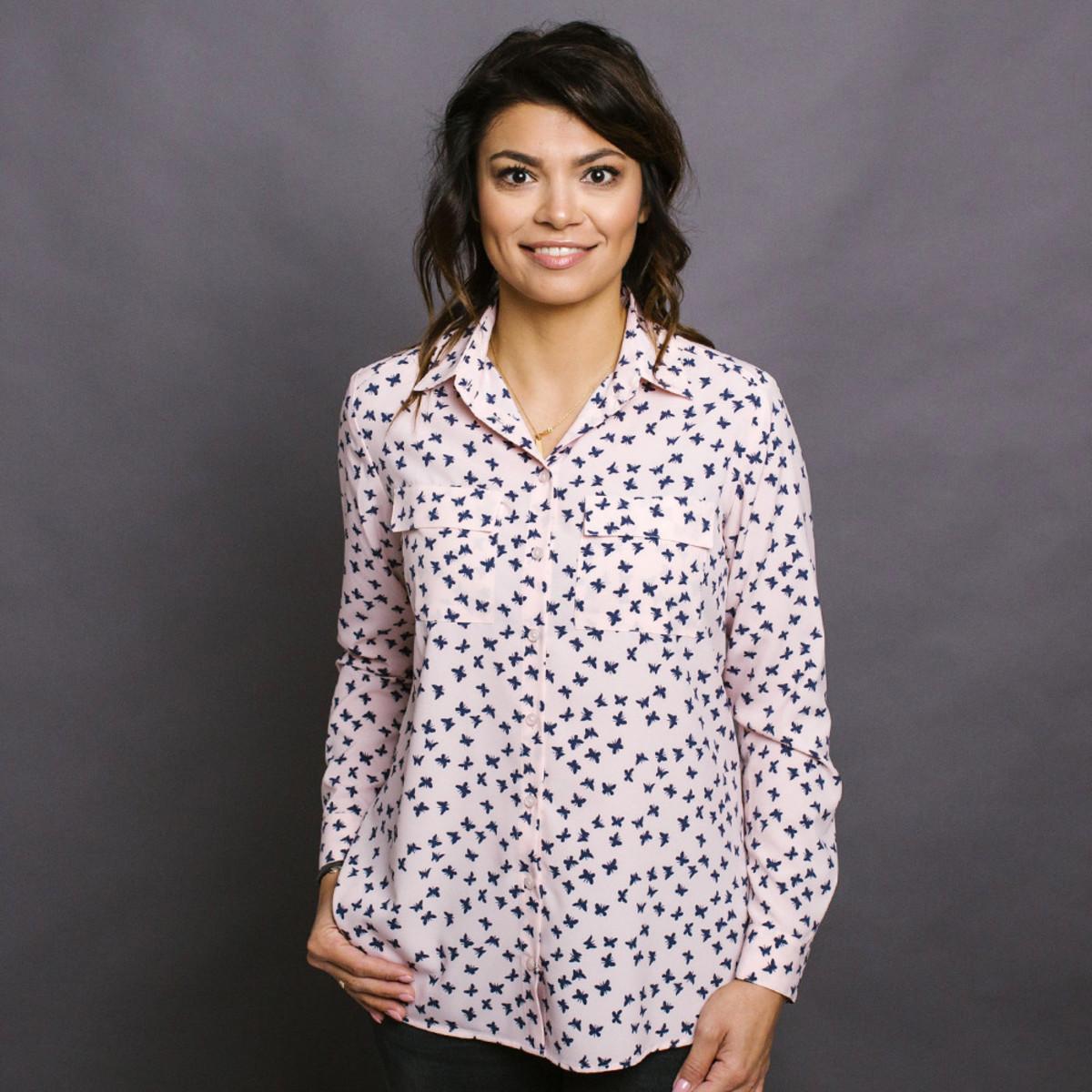 Dámská košile Willsoor 8814 36