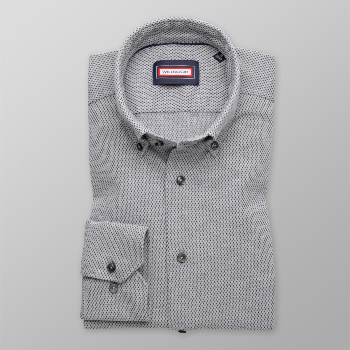 82fad4076ca Košile Classic (výška 176-182 i 188-194) 8900 - Willsoor