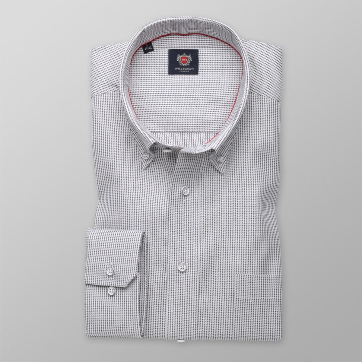 Košile London (výška 176-182) 9238 176-182 / L (41/42)