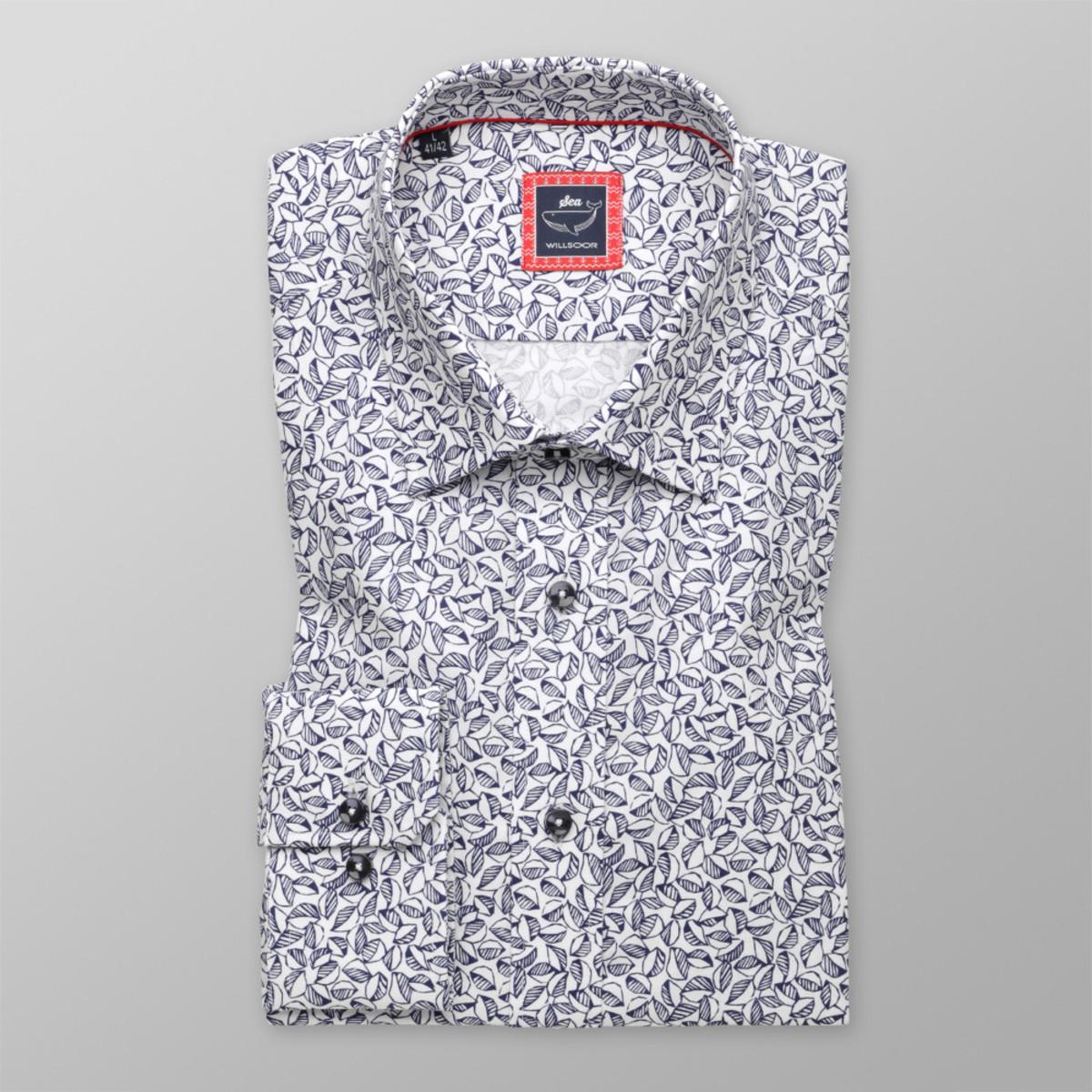 Košile Slim Fit (výška 176-182) 9289 176-182 / L (41/42)