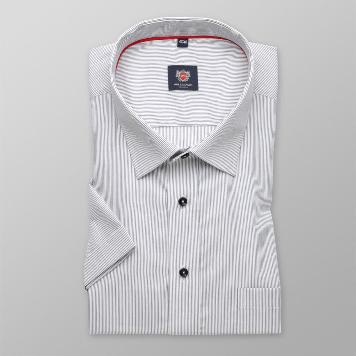 Košile London (výška 176-182) 9373 176-182 / 47/48