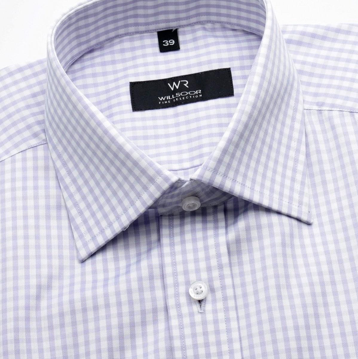 Willsoor Pánská košile WR Fine Selection Slim Fit (výška 176/182) 948 176-182 / 40