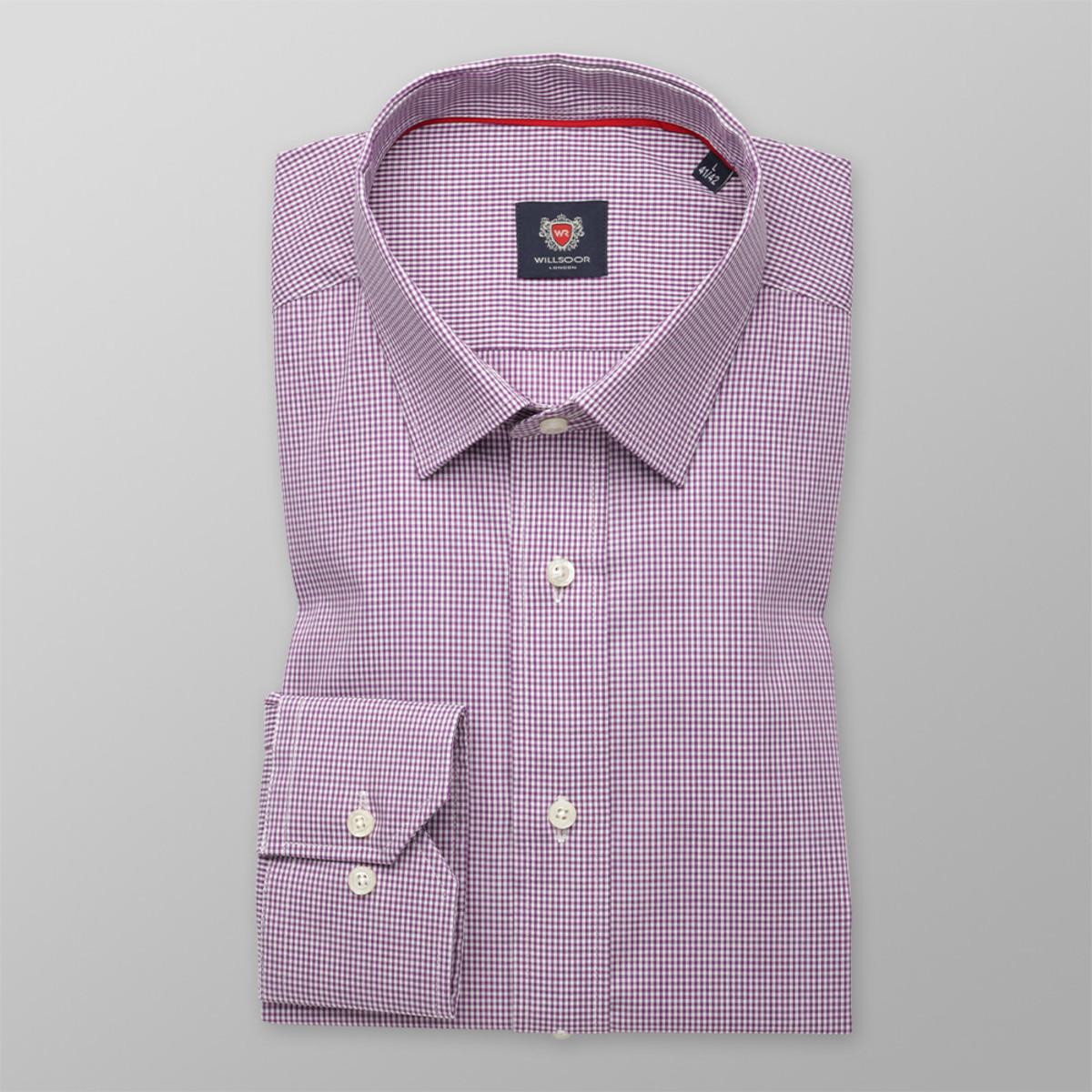Košile London s kostkovaným vzorem (výška 164-170) 9825 164-170 / L (41/42)