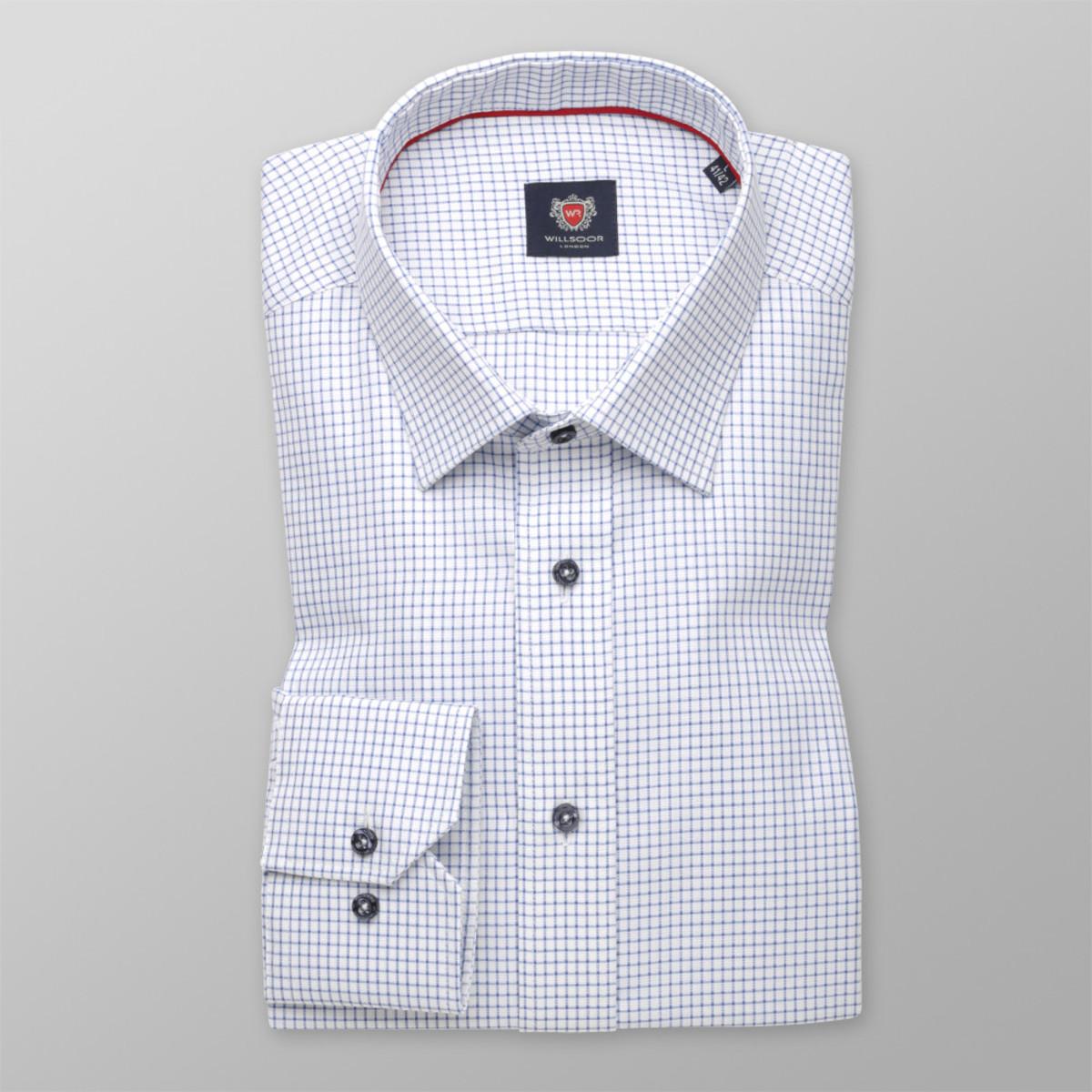 Košile London s jemným vzorem (výška 164-170) 9847 164-170 / M (39/40)