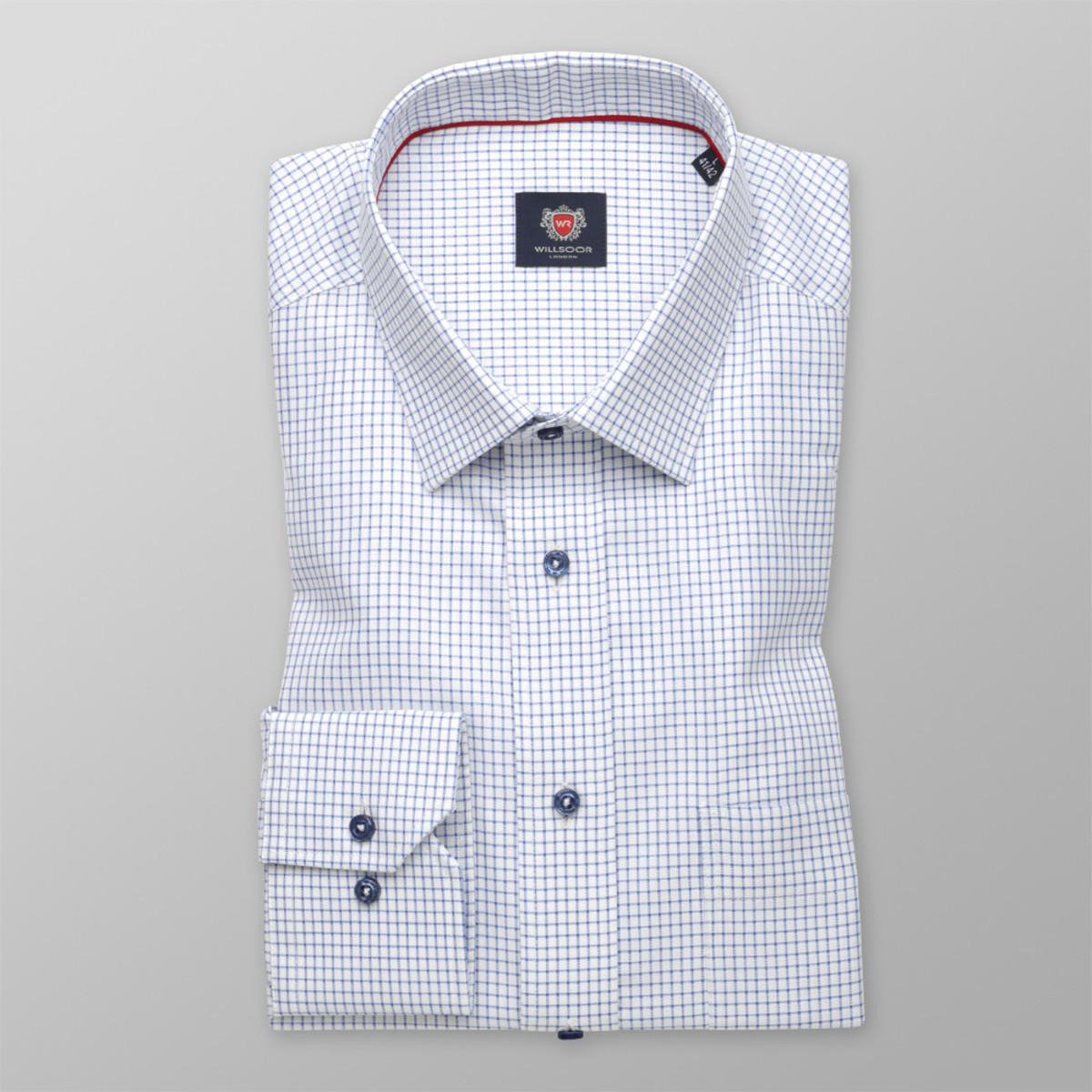 Košile London s kostkovaným vzorem (výška 164-170) 9896 164-170 / L (41/42)