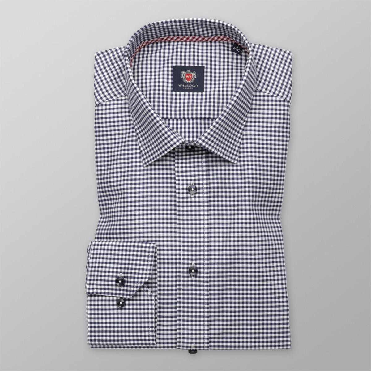 Košile London gingham (všechny velikosti) 9927 164-170 / M (39/40)