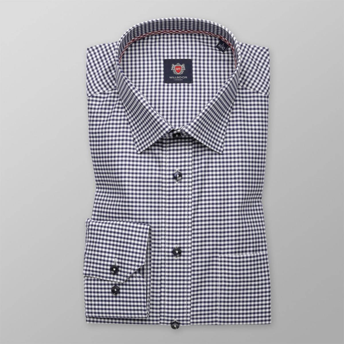 Košile London gingham (všechny velikosti) 9928 164-170 / L (41/42)