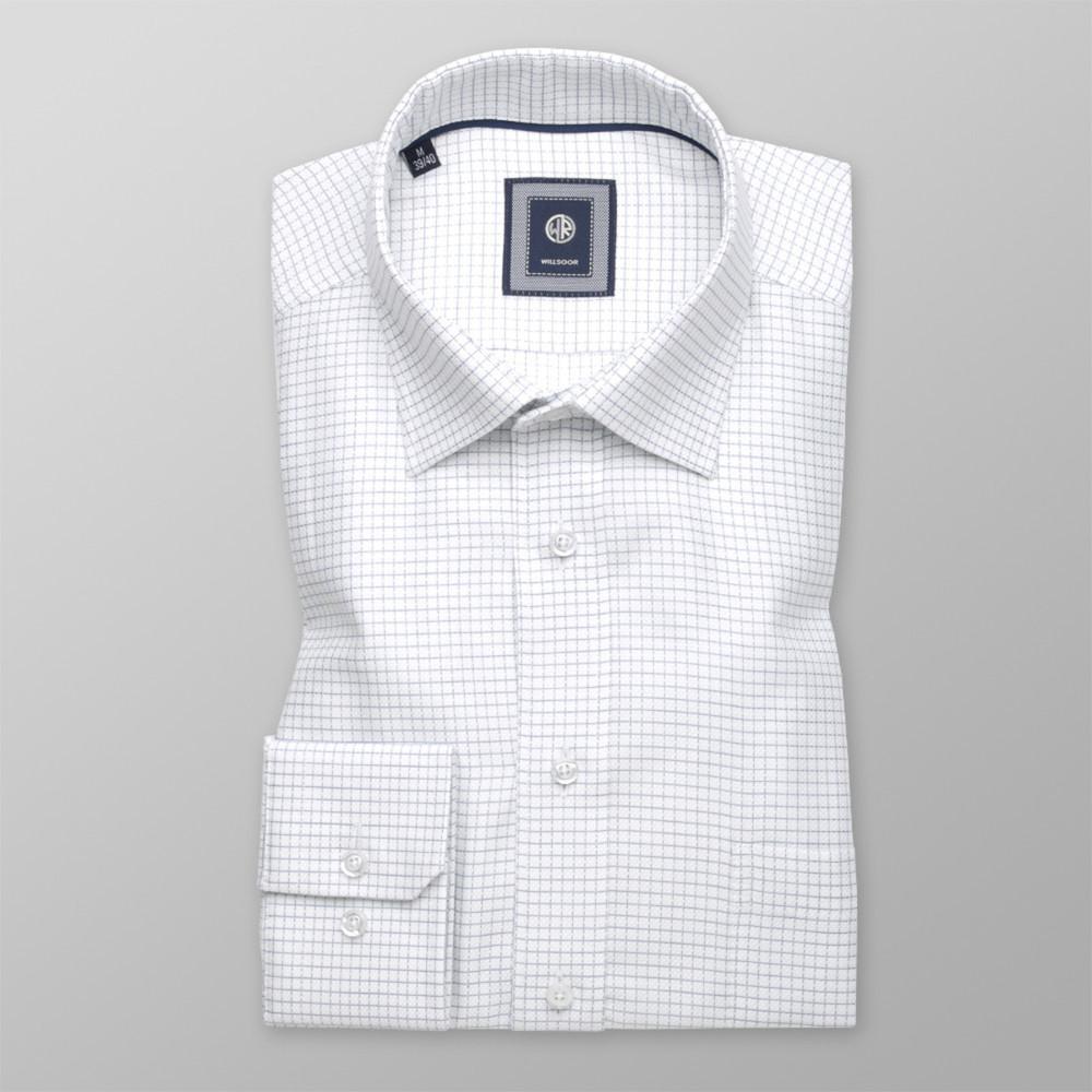 Košile London s jemným vzorem (výška 176-182) 10207 - Willsoor 536216a908
