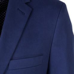Pánské sako Willsoor s jemným proužkem (výška 176-182) 10037 - Willsoor 3a8ae96c6a