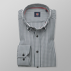 Košile London vzor gingham  10145, Willsoor