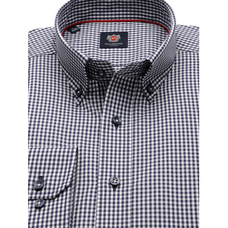 Košile London gingham (výška 188-194) 10159, Willsoor