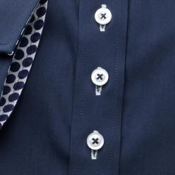 Pánský svetr Willsoor 7351 ve tmavě modré barvě - Willsoor c826354544