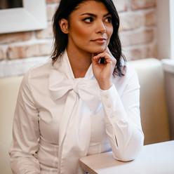 Elegantní dámské košile - módní značka Willsoor SLEVA - Willsoor - 4 5660a0cc62