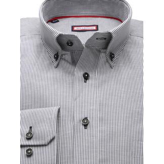 584bb5d7803 Pánská proužkovaná Slim Fit košile (výška 176-182) 9605 - Willsoor