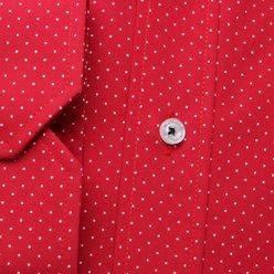 43260e4a85b Košile Slim Fit červená (výška 176-182) 9710 - Willsoor