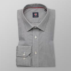 7d47ef365af Pánské košile slim fit - módní značka Willsoor SLEVA - Willsoor - 5