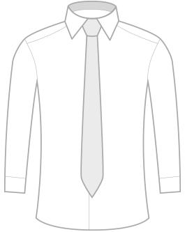 Klasické kravaty z hedvábí